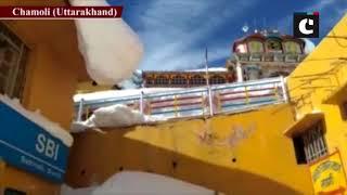 IMD issues heavy snowfall warning in Himachal Pradesh