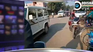 A T M Loot Dharmagarh Kalahandi
