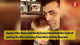 Birthday Special: 9 Adorable Photos Of Karan Johars Twins, Yash & Roohi