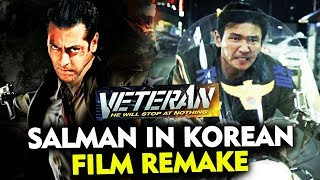 Salman Khan To Star In Indian Remake of Korean Hit Veteran