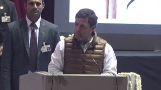 LIVE: Congress President Rahul Gandhi addresses the national convention of AICC Minority Department
