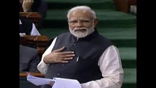 55 years vs 55 months: PM Modi slams Congress and lays down his govt's achievements