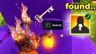 STAGE 3 KEY AND STAGE 4 KEY Found! Snowfall Skin ALL KEYS Locations Fortnite (Discovered)