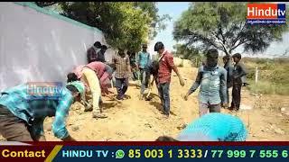 Vikarabad jilla dowlthabadh mandal sangai pally gramamlo NSS