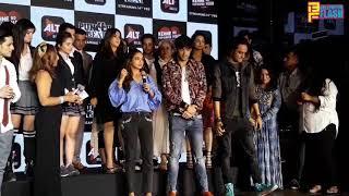 Parth Samthaan & Pooja Banerjee At Puncch Beat & Kahene Ko Hum Safar Hain Season 2 Launch