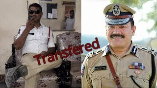 Sub Inspector Amjad Ka Hua Transfer Car Headquarters Mein | @ SACH NEWS |