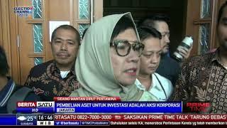 Karen Agustiawan Bantah Korupsi: Investasi Pertamina Murni Aksi Korporasi