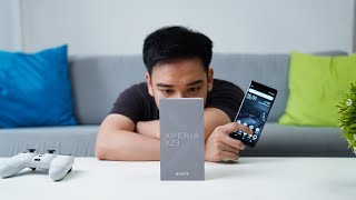 Pendapat Fanboy Sony soal Xperia XZ3...