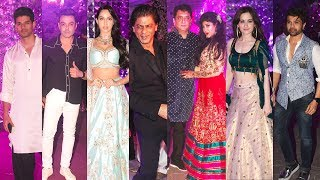 Bollywood Celebs At Karim Moranis Son Sangeet Sangeet Ceremony | Full Event