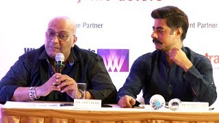 Sushant Singh And Amit Behl At Cintaa Press Conference | Cine And TV Artistes Association