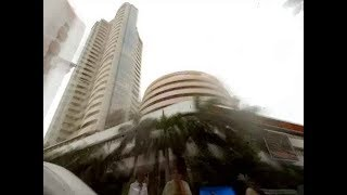 Sensex plunges 425 points, Nifty gives up 10,950 level