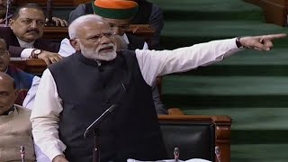 Modi destroyed institutions?  PM reminds Congress its sins
