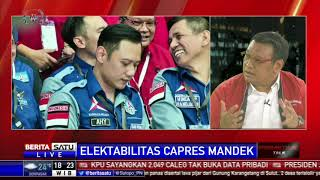 Prime Time Talk: Elektabilitas Capres Mandek # 1