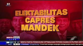 Prime Time Talk: Elektabilitas Capres Mandek # 2