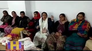 केन्द्र सरकार के संपूर्ण स्वच्छता अभियान के तहत महिलाओं को जोडने का अभियान किया शुरू