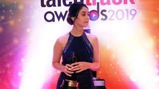 Warina Hussain At Star Studded Talentrack Awards 2019