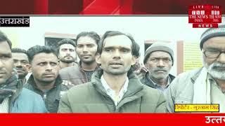 [ Uttarakhand ] सितारगंज  में ओवरलोड के खिलाफ वाहन स्वामियों का प्रदर्शन / THE NEWS INDIA