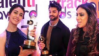 Star Studded Talentrack Awards 2019 | Warina Hussain, Nia Sharma, Karan Wahi