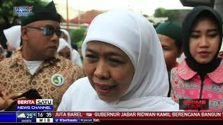 Jaringan Kiai Santri Nasional se-Solo Raya Dukung Jokowi-Ma'ruf