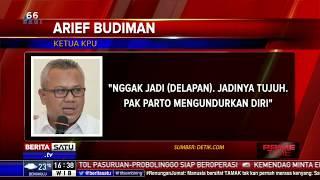 KPU Tidak Cari Pengganti Satu Panelis Debat Capres yang Mundur