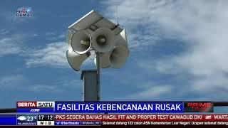 Peralatan Hilang Dicuri, Shelter Tsunami di Padang Tak Lagi Berfungsi