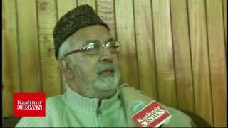 Uri Needs Leader With Vision Of Development.My Blood Is For Uri: Congres Leader Taj-Mohudin.
