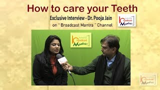The People in the news with Dr  Pooja Jain, Noida