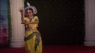 Odissi Dance By: SmrutiRekha Mohapatra - Keunjhar.