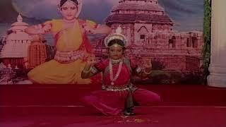 Odissi Dance By: Sweta Panda - Balasore.