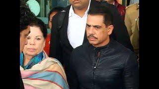 Bikaner land case: Robert Vadra, mother to appear before ED in Jaipur