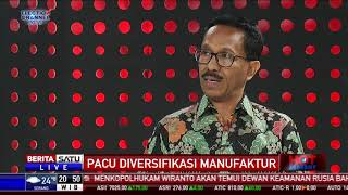 Hot Economy: Pacu Diversifikasi Manufaktur #4