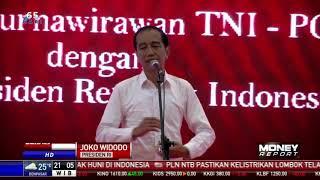 Jokowi: Kita Bangun Indonesia Sentris, Bukan Jawa Sentris