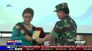 Kementerian KKP-TNI Teken MoU Pengamanan Sektor Kelautan
