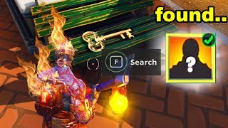 STAGE 4 KEY File Found! Snowfall Skin KEYS Locations - Fortnite Patch 7.40 Info! Infantry Rifle
