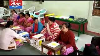 ભાવનગર 30 આંગણવાડી બહેનો ને અપાય તાલીમ