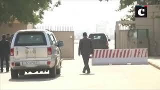 Bikaner land case: Robert Vadra & his mother Maureen arrive at ED office in Jaipur for questioning