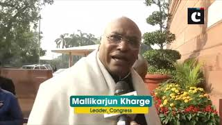 BJP will give same suggestions which they gave to SC in sealed cover: Mallikarjun Kharge