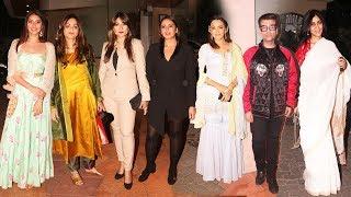 Ekta Kapoor's Son Ravie Kapoor Naamkaran Ceremony | Karan Johar, Mouni Roy, Bobby Deol
