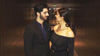 Sushmita Sen With Her Boyfriend Rohman Shawl At Power Brand- Bollywood Film Journalist Award 2019