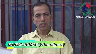 Testimony how to cure sinus permanently by naturallife style by ....Rajesh Kumar Chandigarh