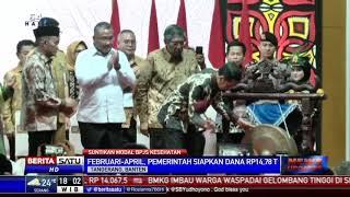 Jokowi Janjikan Suntikan Anggaran ke BPJS Kesehatan