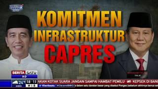 Prime Time Talk: Komitmen Infrastruktur Capres # 1