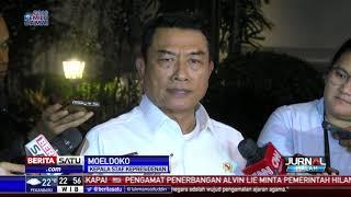 Moeldoko Sebut Pemerintah Tidak Intervensi Hukum Pelanggaran Pemilu