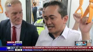 Manajemen Ajak Dubes Uni Eropa Jajal MRT