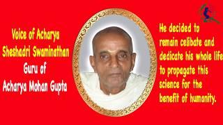 SS-4 Vocie of Guru  of Ach Mohan Ji इस दुनिया में 3 तरह के खाने की चीज है स्वास्थ के लिए क्या खाएं