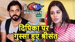 Sreesanth ANGRY On Dipika Kakar, UnFollows Her From Social Media