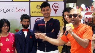 Akash Dadlani & Meet Bros At 'A Life Beyond Love' Book Launch | Ruchir Saxena