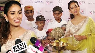 Mira Rajput At Noble Cause Event | Helping Hands Exhibition Cum Fundraiser