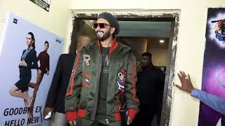 Ranveer Singh Watches GULLY BOY With Media | Gully Boy Special Screening