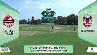 Highlights - Sydney Super Series 2019 Final- East Coast Whales vs Illawarriors